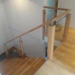Tischlerei Mohr, Tischler Rendsburg, geländer balkon, geländer treppe, geländer holz, glas geländer, handlauf