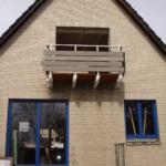 Holz-Aluminium Fenster blaue Aluminiumschale Erle-Massiv klar lackiert (3)