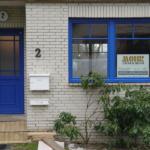 Holz-Aluminium Fenster blaue Aluminiumschale Erle-Massiv klar lackiert (5)