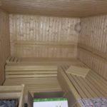 Sauna Innenansicht Gebaut durch Tischlerei Mohr Rendsburg - Büdelsdorf(7)