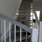 Treppe modern hellgrau weiß Tischlerei Mohr Büdelsdorf-Rendsburg mobil für Kiel (8)