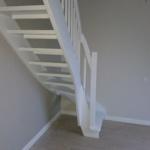 geländer terrasse, geländer bauen, schleswig-holstein, geländer kaufen, treppe selber bauen, holztreppe lackieren